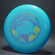 La Jolla Cove Jammers Blue w/ Purple and Yellow Matte Top View