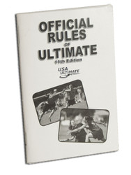 USAU RULES OF ULTIMATE - 11TH EDITION RULEBOOK