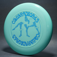 Sky-Styler Coloradicals Legs Glow Blue w/ Metallic Blue - NT - Top View