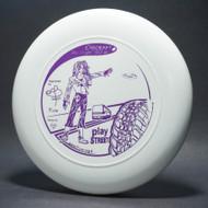 Sky-Styler www.flow.org.il Play Street White w/ Metallic Purple - T2000s - Top View