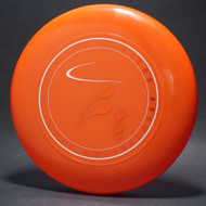 Sky-Styler FPA 1990 World Tour Bright Orange w/ Metallic Red and White Matte-T90 - Top View