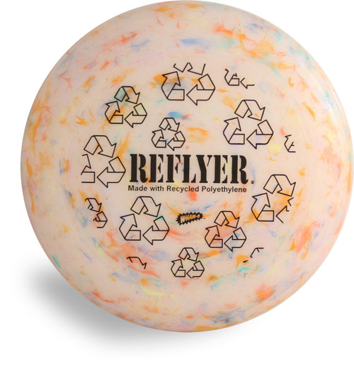 WHAM-O RECYCLED FRISBEE - REFLYER 175 GRAM DISC