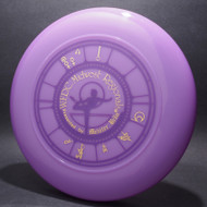 Sky-Styler WFDC Midwest Regionals Purple w/ Metallic Gold and Purple Matte - T80 - Top View