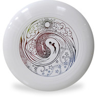 Discraft ULTRA-STAR - YIN YANG DESIGN Ultimate Frisbee Disc