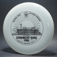 Sky-Styler Winona Mn 1982 Steamboat Days Clear w/ Black Matte - T80 - Top View