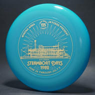 Sky-Styler Winona Mn 1982 Steamboat Days Blue w/ Metallic Gold - T80 - Top View