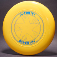 Sky-Styler Go For It! Silver Fox Star Yellow w/ Metallic Blue - TR - Top View