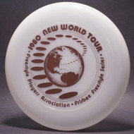 Sky-Styler 1980 FPA New World Tour Clear w/ Brown Matte-TR - Top View