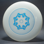 Sky-Styler FPA World Championships NYC 1996 UV/Clear w/ Metallic Blue - T80 - Top View
