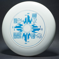 Sky-Styler 2003 World Masters and Juniors White w/ Metallic Blue - T2000 - Top View