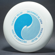 Sky-Styler 2004 Tsunami Relief White w/ Metallic Blue - T2000s - Top View