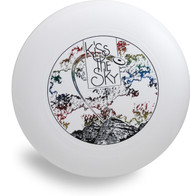DISCRAFT ULTRA STAR - KISS THE SKY CUSTOM DESIGN ULTIMATE FRISBEE DISC