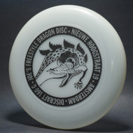 Sky-Styler Joe's Freestyle Dragon Disc Amsterdam UV/Clear w/ Black Matte - T2000 - Top View