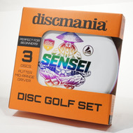 Discmania DISC GOLF STACK PACK - Set OF 3