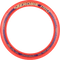 """Aerobie PRO FLYING RING - 13"""" Assorted Colors - top view of red ring"""