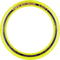 """Aerobie PRO FLYING RING - 13"""" Assorted Colors - top view of green/yellow ring"""