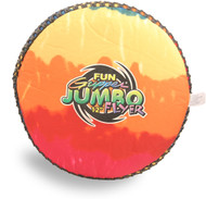 "GRIPPER FLYER 12"" SOFT FLYING DISC FOR KIDS JUMBO"