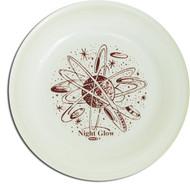 Wham-O GLOW FRISBEE - FASTBACK Dog Disc