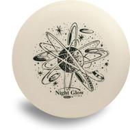 Wham-O GLOW UMAX FRISBEE – Glows in the Dark! Flying Disc