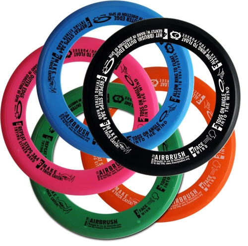 WHIZ RING FPA FREESTYLE DISC