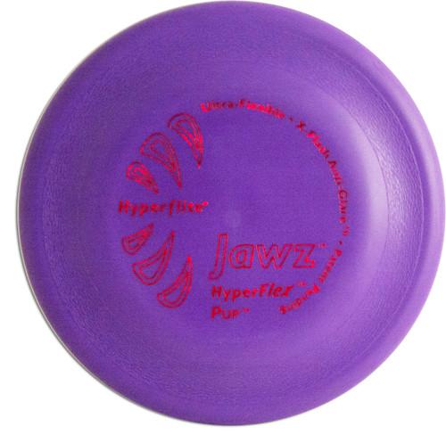 """Hyperflite JAWZ HYPERFLEX PUP Dog Disc - Flexible & Durable 7"""" K9 Puppy Frisbee"""