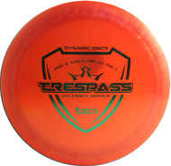 DYNAMIC FUZION TRESPASS DISC GOLF DRIVER