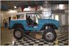1966-1977 Ford Bronco Sliding Ragtop Folding Sunroof Kit