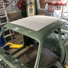 VW Notchback Type III Sliding Ragtop 35 x 40.
