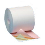Bond Paper Rolls 76 x 76mm  THREE PLY