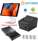 Loyverse Bundles Tablet Point of Sale Systems Only For Android Tablet