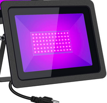HWay 100W UV LED Black Light - 10 day/40 week/80 month