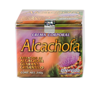 Alcachofa Gel Reafirmante Artichoke Slimming Body Gel