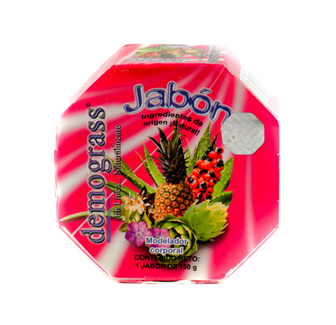Jabon Demograss Exfoliante y Reafirmante