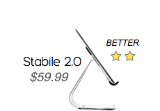 iPad Pro, iPad Air & iPad Stand | Stabile 2.0