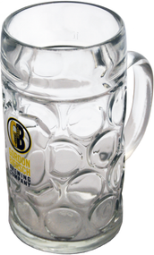 Gordon Biersch Brewing Company 1L Glass Uberstein