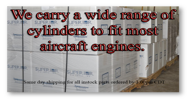 Aircraft Specialties Services sells cylinders