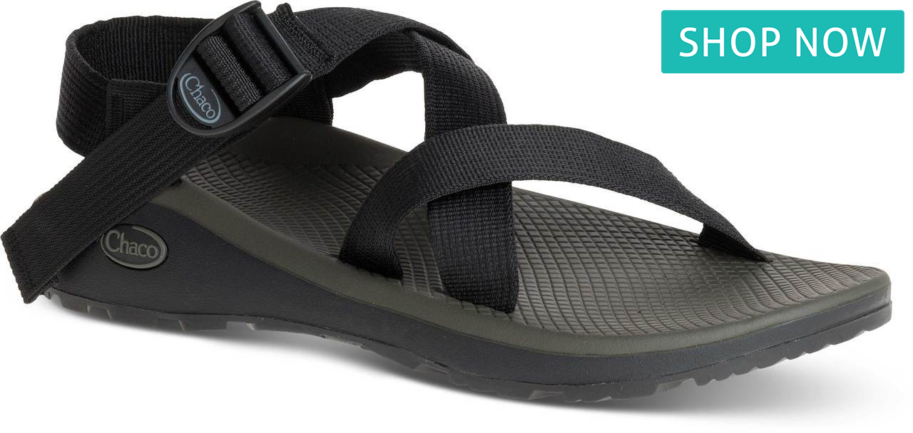 Chaco Men's Z/Cloud in Black
