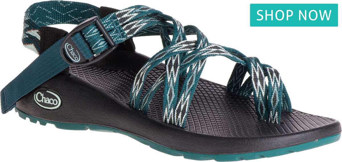 Chaco Women's ZX/2 Classic in Angular Teal