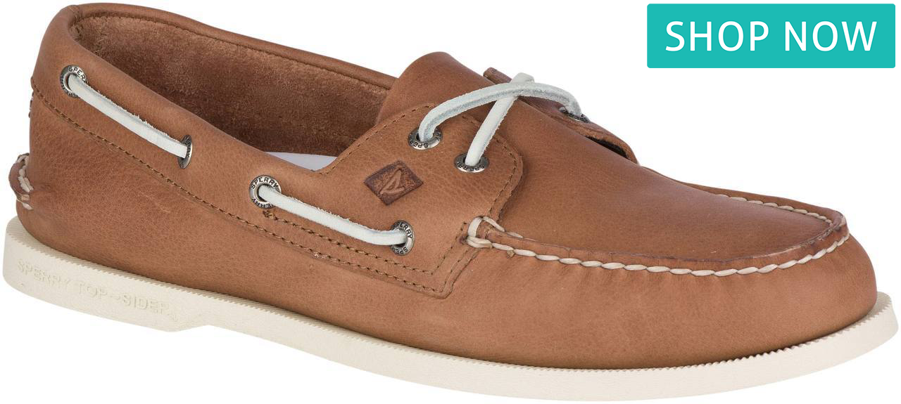 Sperry Men's Authentic Original Daytona in Tan