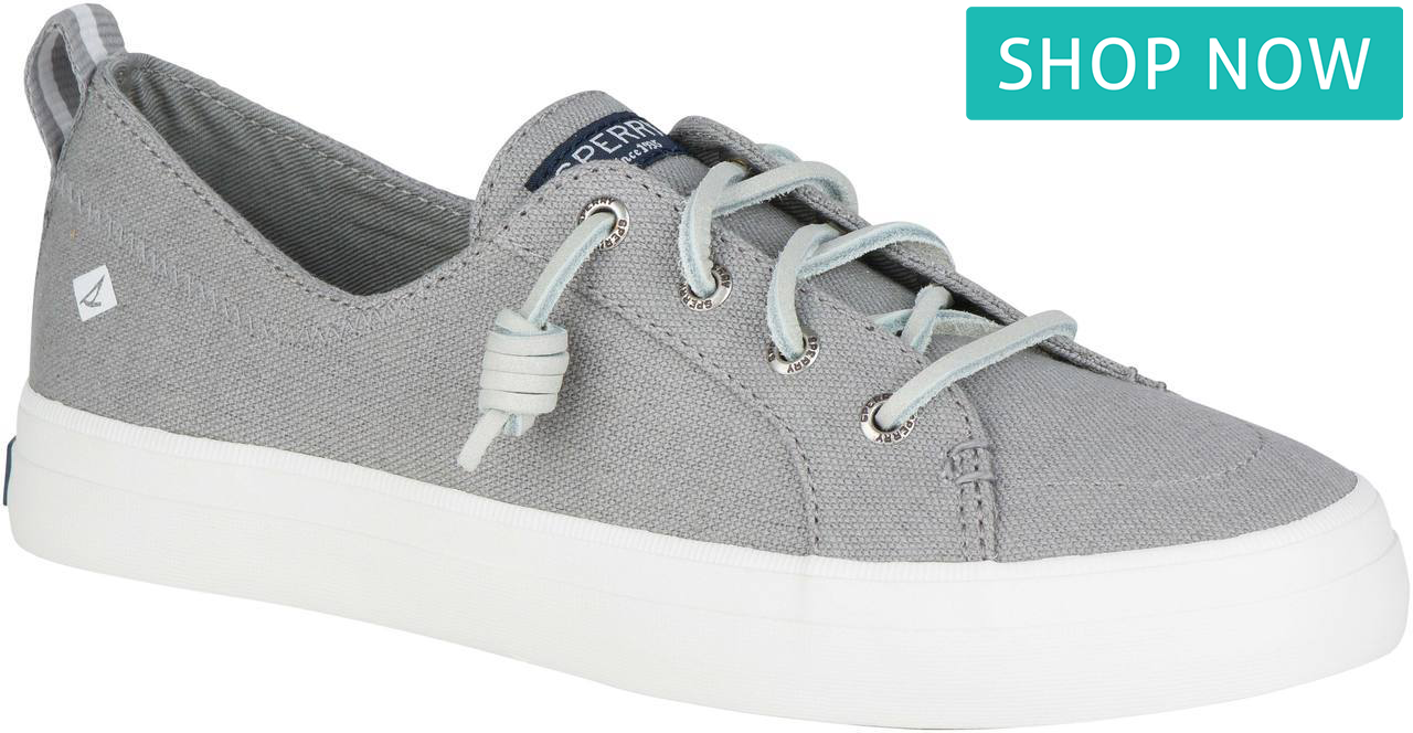Sperry Women's Crest Vibe in Grey