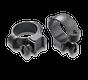 """Burris - Rimfire/Airgun Rings - 1"""" Medium Deluxe Steel - Quick Detach - Matte Black - 420068"""