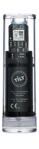 Tilt™ Hydro & Thermometer Black