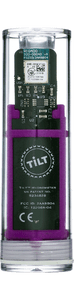 Tilt™ Hydro & Thermometer Purple