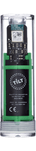 Tilt™ Hydro & Thermometer Green
