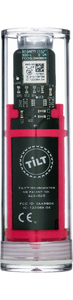 Tilt™ Hydro & Thermometer Pink