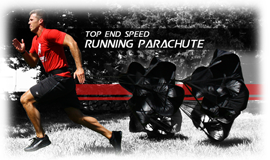 Top End Speed Running Parachutes