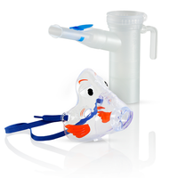 Bubbles the Fishª II Pediatric Aerosol Mask with PARI LC¨ Plus Nebulizer