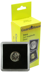 Guardhouse 2x2 Tetra Snaplock for Dimes - Pack of 10