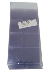 Non-Plasticized 2.5x2.5 with inserts (Pack of 100)