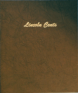 Dansco Album #7100- Lincoln Cents 1909- 2009